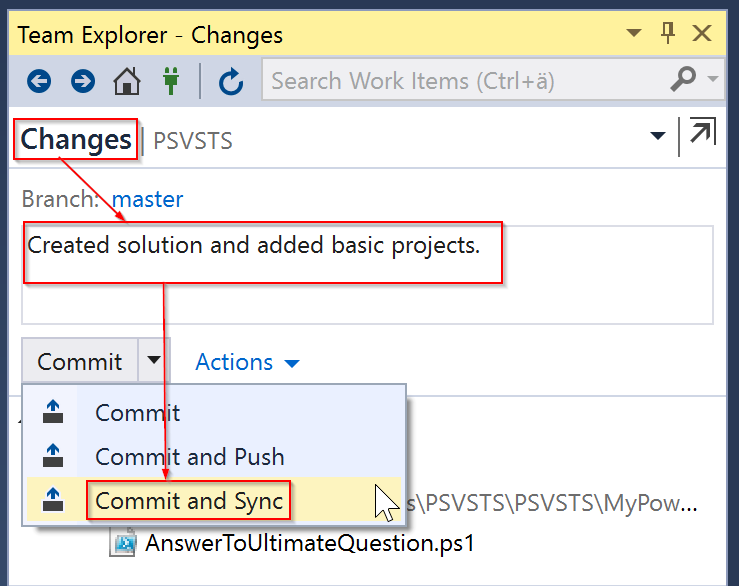 Develop next level PowerShell with Visual Studio and Pester