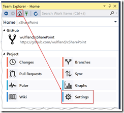 Sync your GitHub fork from within Visual Studio – writeabout net