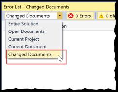 Filter Errors