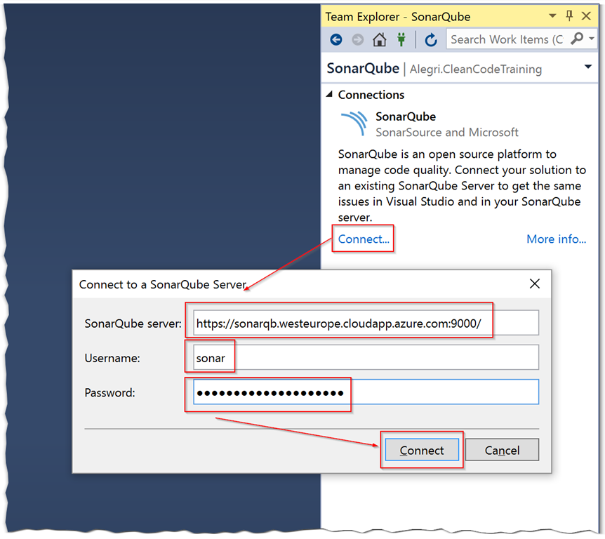 Use SonarLint to work on your technical debt in Visual Studio