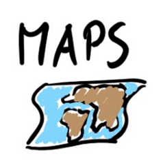 Maps, Map, Navigation, World, GPS