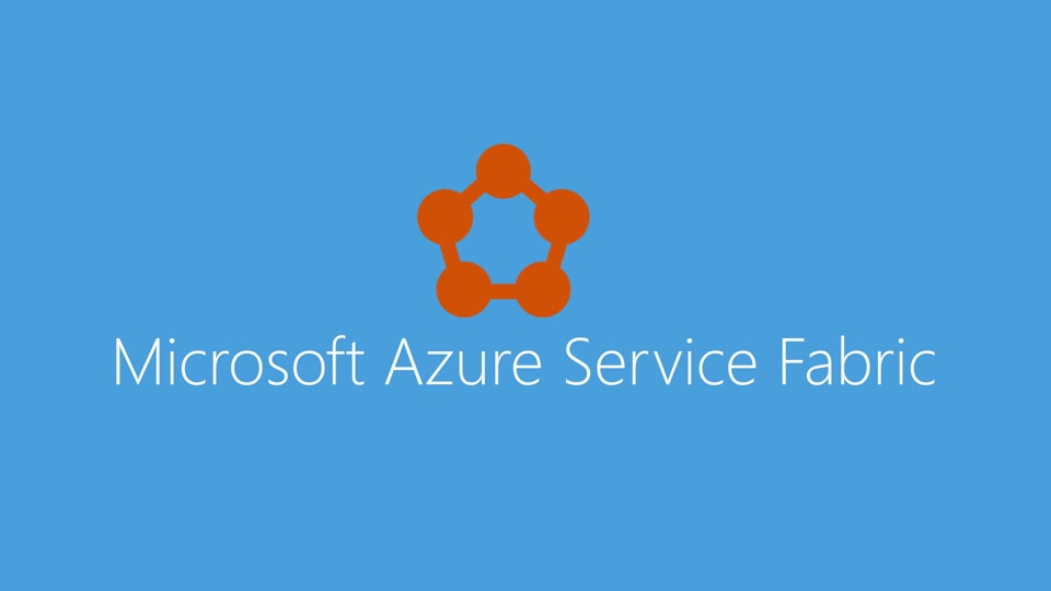 deploy azure service fabric application with vsts