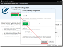 LaunchDarkly Integration - Visual Studio Marketplace