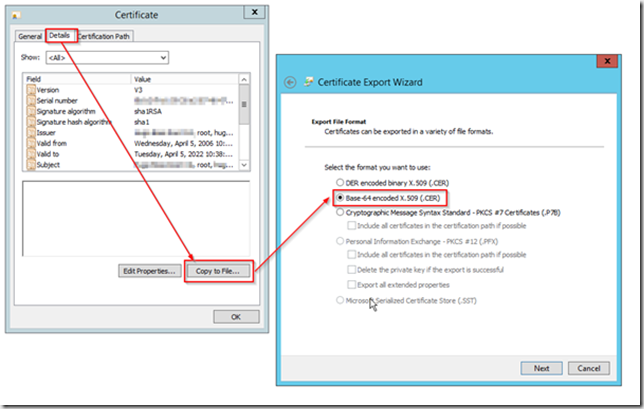 export-cert-to-file