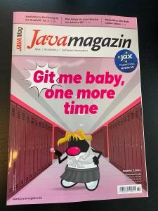 Cover Javamagazin